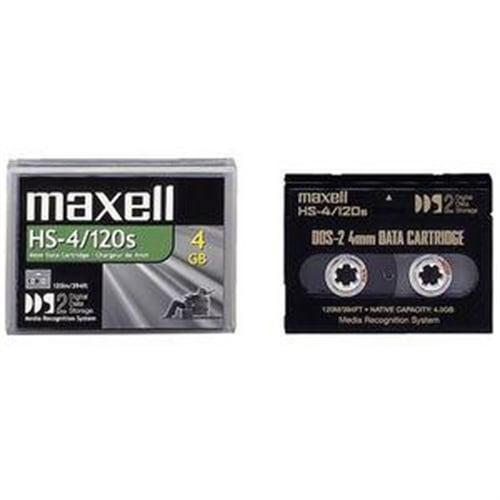 Maxell HS-4/120s DAT DDS-2 Data Cartridge 200110