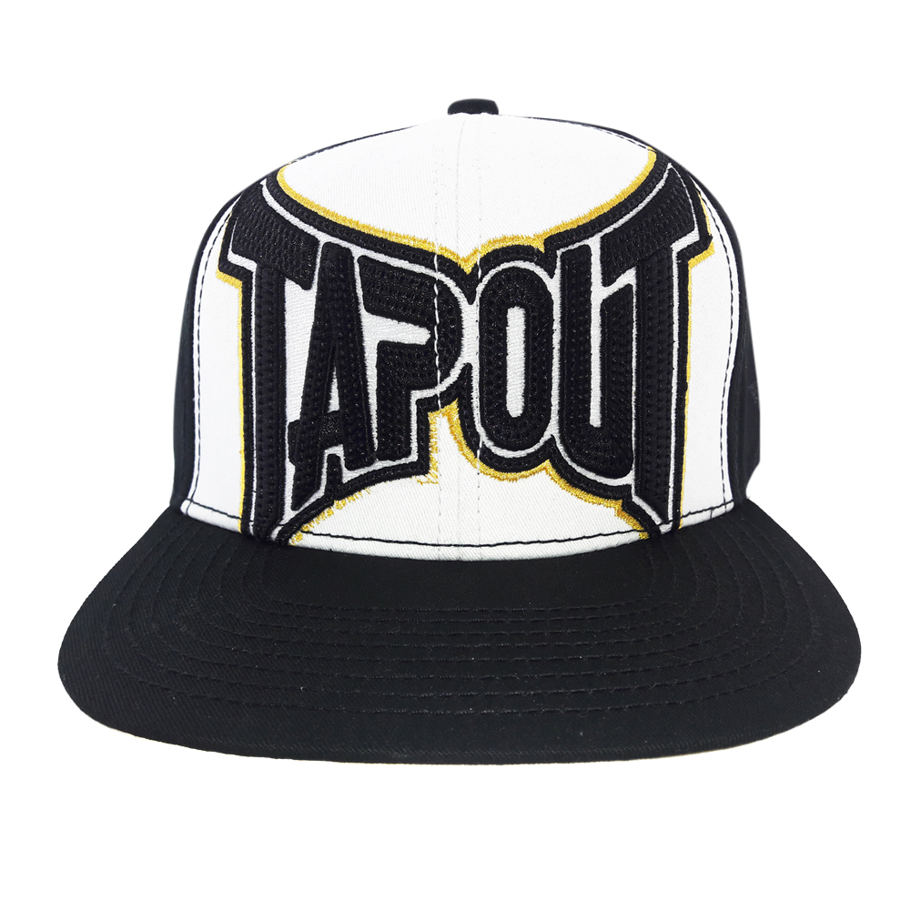 Tapout MMA UFC Martial Arts Snapback Flat Bill Hat Cap Cage Fighting Ultimate