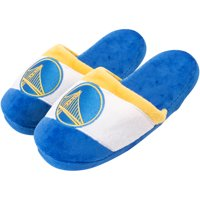 Golden State Warriors Youth Team Colorblock Slide Slippers