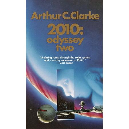 - 2010: Odyssey Two : A Novel