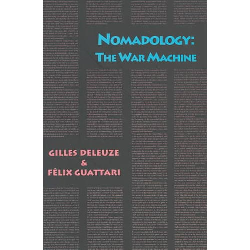 Nomadology: The War Machine