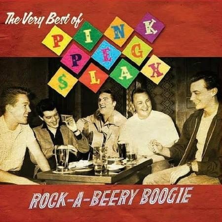 Rock a Beery Boogie: Very Best of Pink Peg Slax
