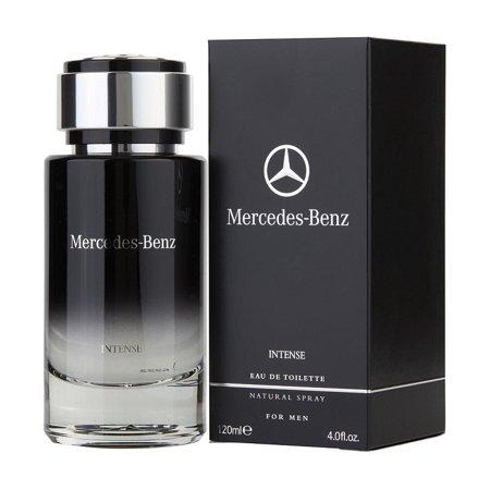 Mercedes Benz Intense For Men Cologne 4.0 oz ~ 120 ml EDT Spray