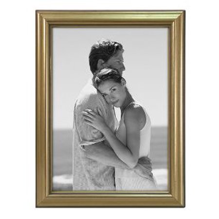 Traditional Wood Frame Natural (5x7 Picture Frame TRADITIONAL - Gold Wood)