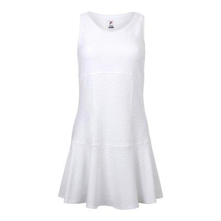 4ac7eecbd1a9 Women`s Lawn Tennis Dress White - Walmart.com
