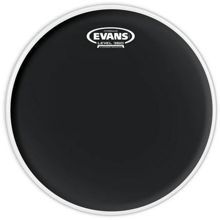"Evans TT10HBG 10"" Black Hydraulic Drum Head"