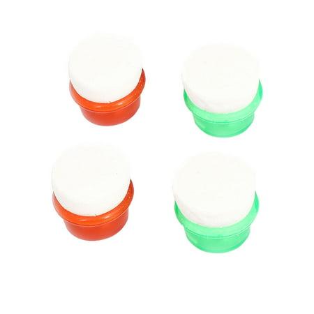 Unique Bargains Home Kitchen 15mm Inlet Faucet Tap Water Clean Purifier Filter 4 Pcs