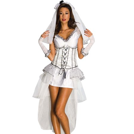 Victorian Gothic Lolita Bridal Wedding Sexy Womens Costume Corset Dress XS-L](Womens Corset Costumes)