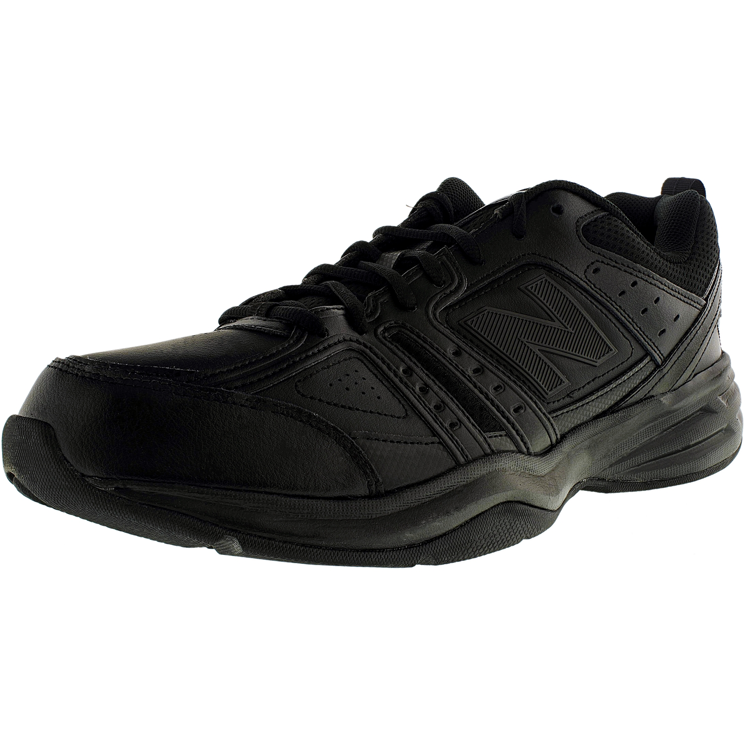New Balance Men's Mx409 Ankle-High Synthetic Walking Shoe by New Balance