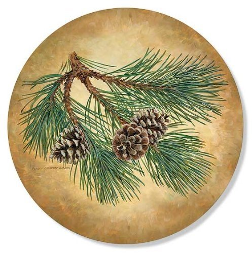 Pinecone Coasters by Persis Clayton Weirs by Wild Wings
