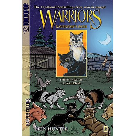 Childs Path - Warriors: Ravenpaw's Path #3: The Heart of a Warrior