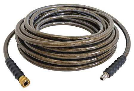 SIMPSON 41028 Cold Water Hose,3 8 in. D,50 Ft by PowerWasher