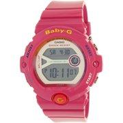 Women's Baby-G BG6903-4B Pink Resin Quartz Sport Watch