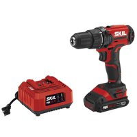 SKIL 20V 1/2-Inch Drill Driver Kit with 2.0Ah Lithium Battery, DL527502