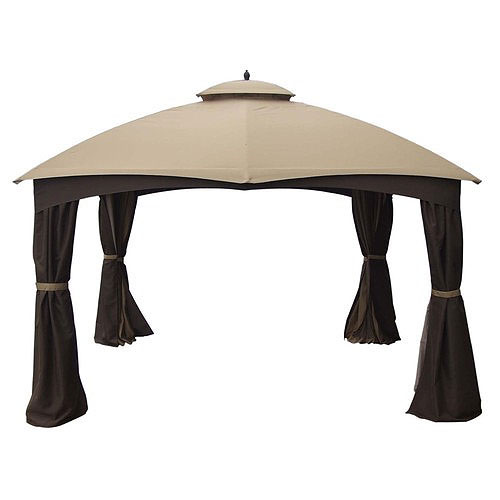 Garden Winds Replacement Canopy Top for the Lowe's Dome Gazebo