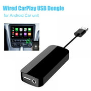 USB CarPlay Dongle Adapter For Apple IOS Android Phone Car Auto Navigation Player Screen Projection