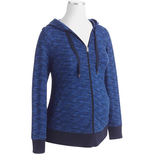 Danskin Now Maternity French Terry Hoodie