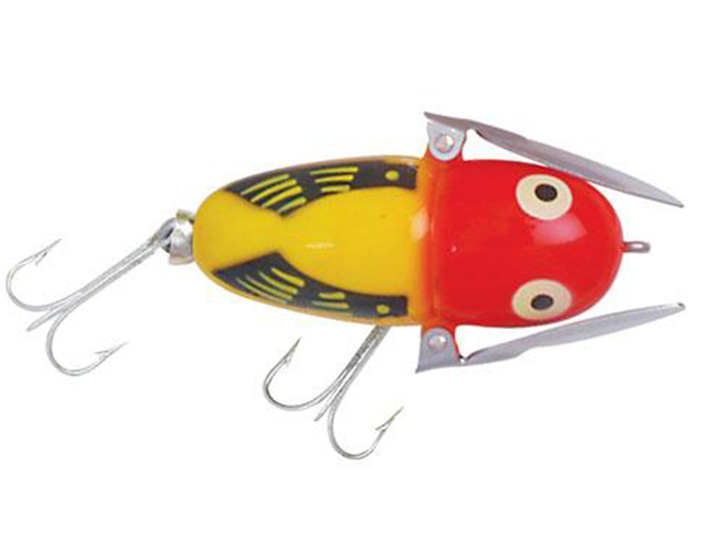 Heddon Tiny Crazy Crawler 1 4 oz Fishing Lure by Heddon