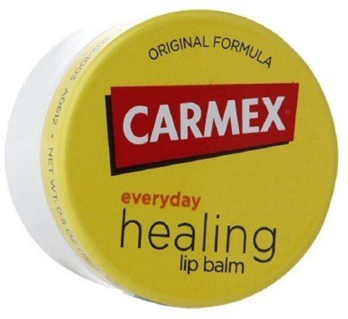 Carmex - Everyday Healing Lip Balm External Analgesic Original Formula - 0.5 oz.