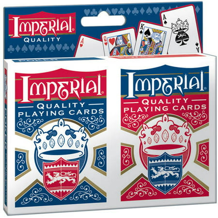 Imperial Twin Pack Poker Playing Cards (Batman Playing Cards)