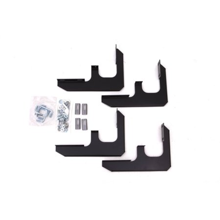 Lund 15-17 GMC Canyon Crew Cab (Use w/80in Board) Tube Step Running Board Mounting Brackets -