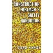The Construction Foreman's Safety Handbook (Paperback)
