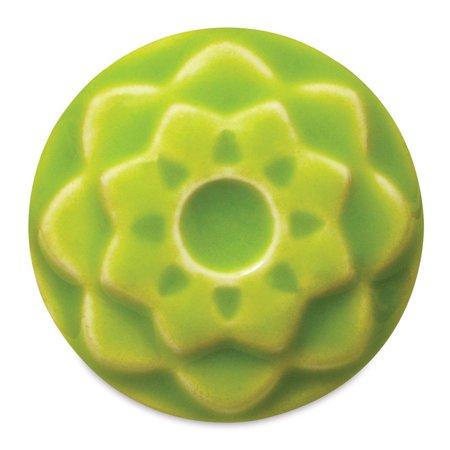 Amaco Celadon Glazes - Pear, Pint (Celadon Crackle Glaze)