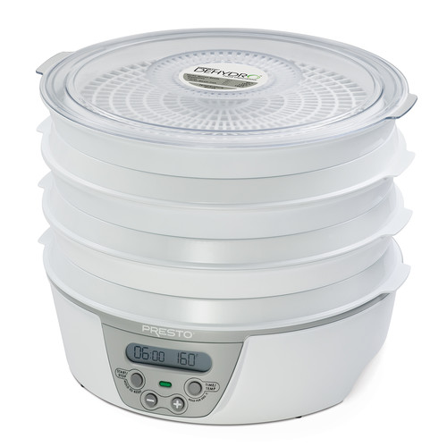 Presto Dehydro Digital Electric Food Dehydrator by National Presto Industries
