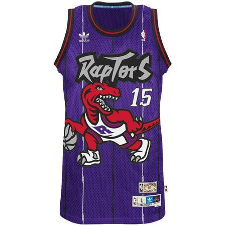 247167e8eb3 ... UPC 887775501716 product image for Vince Carter Toronto Raptors Adidas  NBA Throwback Swingman Jersey - Purple ...