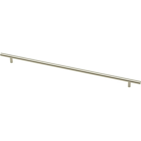 Ends Pull - Liberty 528mm Flat End Bar Pull, Stainless Steel