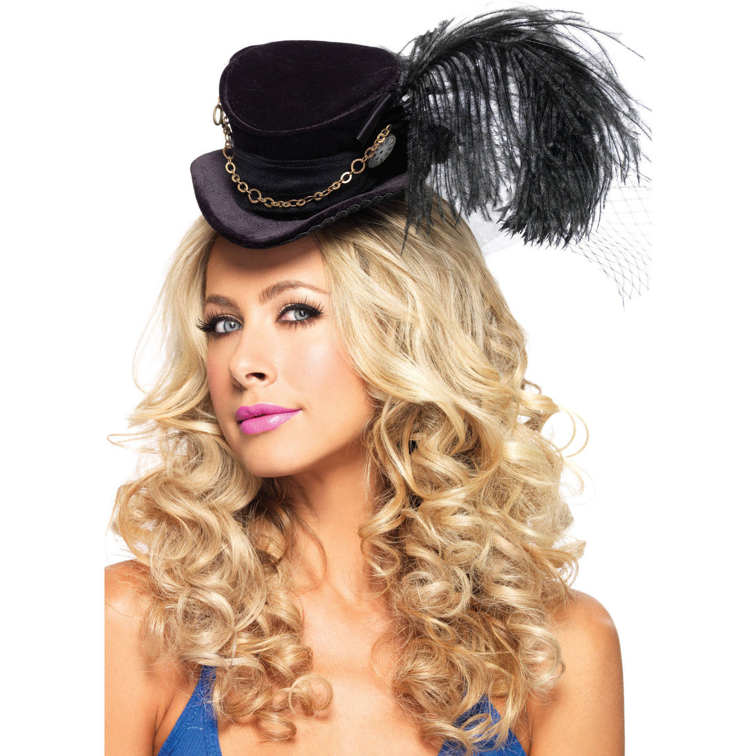 Leg Avenue Steampunk Top Hat Adult Halloween Costume