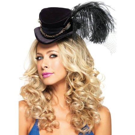 Leg Avenue Steampunk Top Hat Adult Halloween Costume - Hot Costumes For Halloween