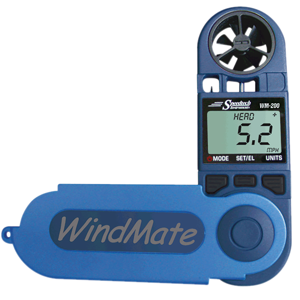 WEATHERHAWK WM-200 WINDMATE W/WIND DIRECTION