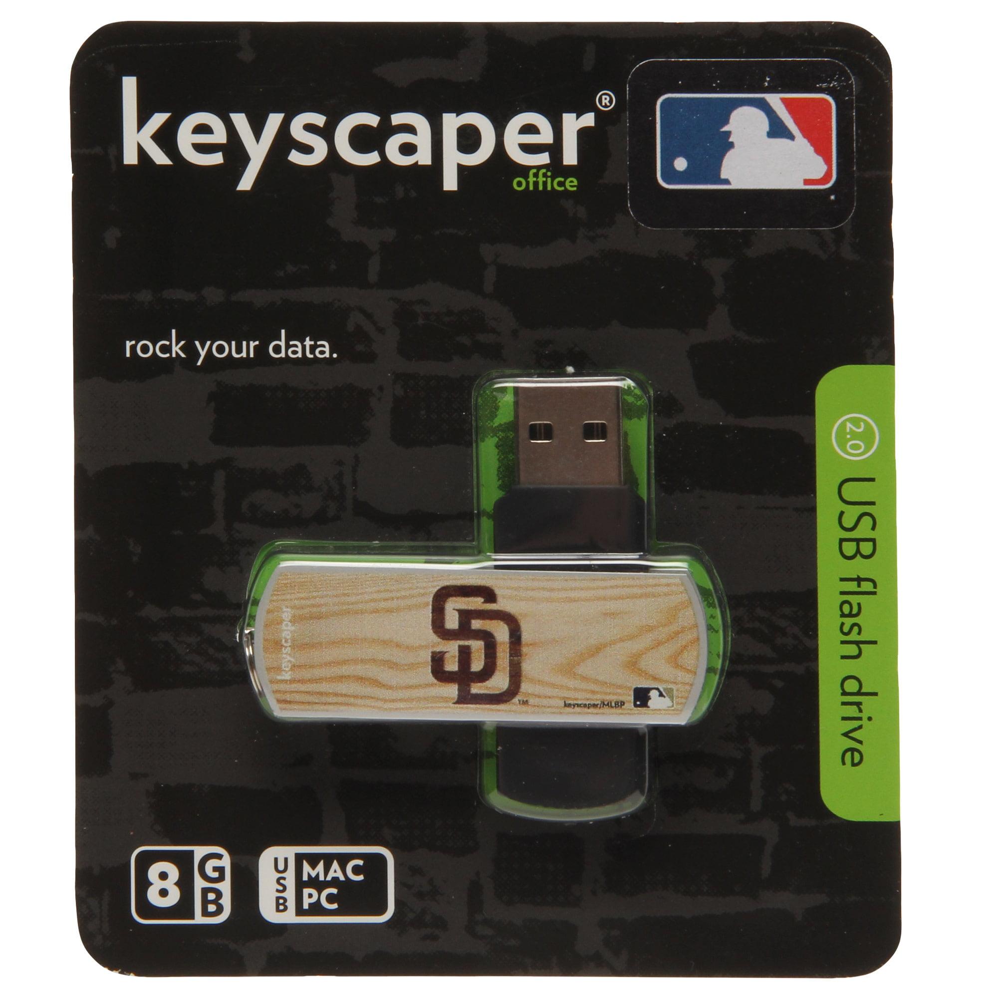 San Diego Padres USB 8GB Flash Drive MLB