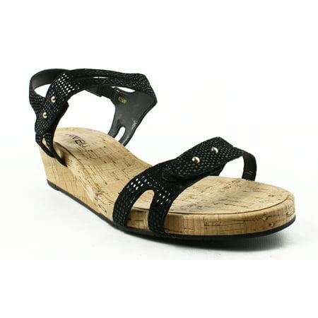 c60b358e3ac VANELi - New VANELi Womens Black Sandals Size 8.5 Wide (C