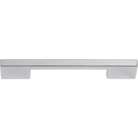 Atlas Finishing Pulls (Homewares A867-CH Successi Collection 6.13-Inch Thin Square Long Pull, Polished Chrome, Search Successi collection for other items in this assortment By Atlas Ship from US)