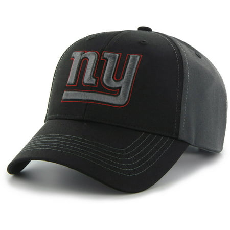 - Fan Favorites F-BKBLL21TLV-CC NFL New York Giants Mass Blackball Cap, Charcoal - One Size