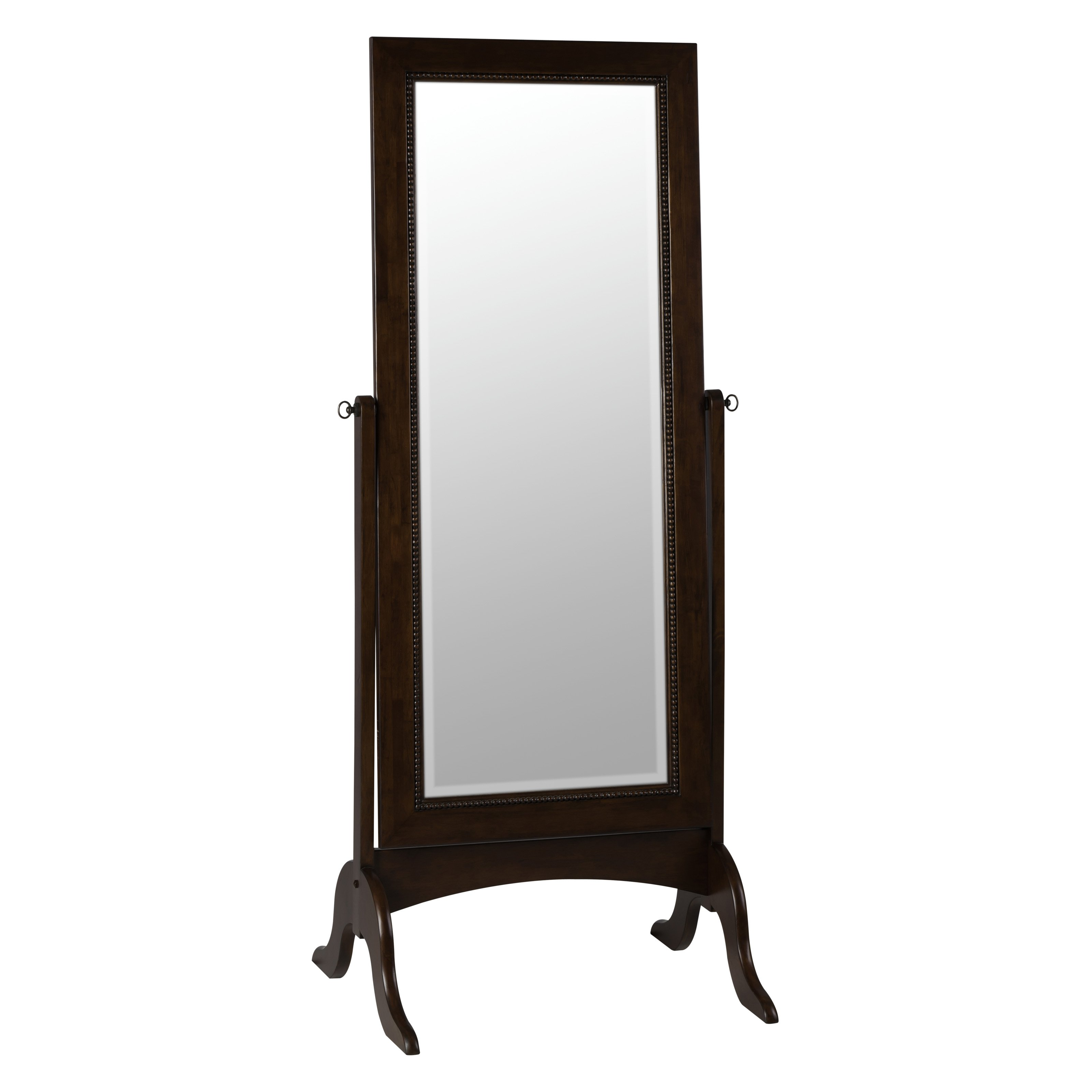 Oakes Cheval Mirror 26.5W x 68.5H in. by Cooper Classics