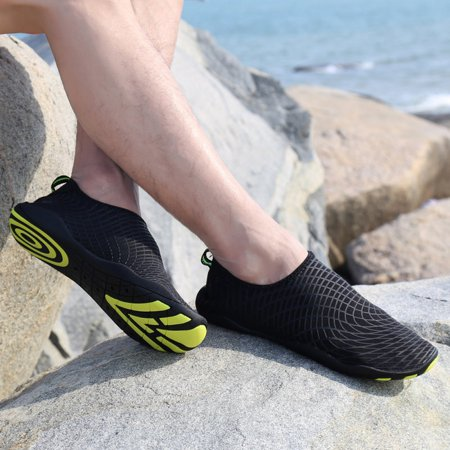 Esho Men Women Summer Beach Water Shoes Yoga Socks Swim Surf Diving Shoes