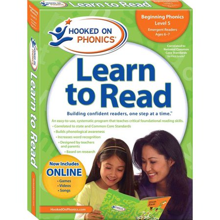 Hooked On Phonics Learn To Read First Grade  Building Confident Readers  One Step At A Time