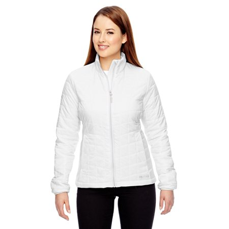 Marmot Women's Calen Jacket, White, Large