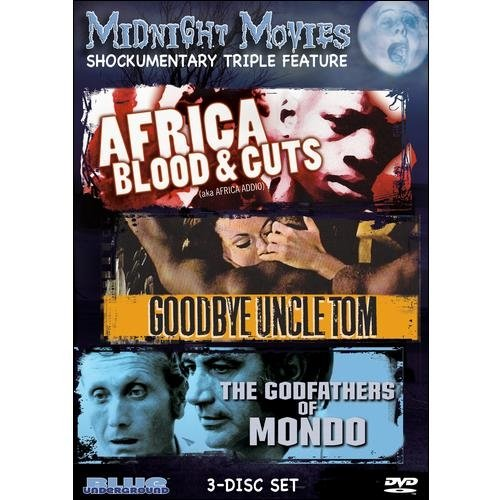 Midnight Movies Volume 12: Shockumentary Triple Feature - Africa Blood & Guts / Goodbye Uncle Tom / The Godfathers Of Mondo (Widescreen)