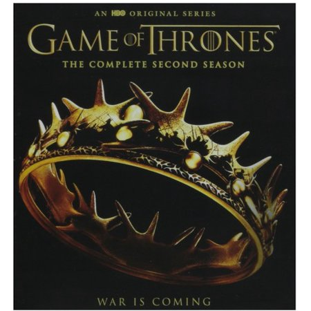 Game Of Thrones  The Complete Second Season  Blu Ray