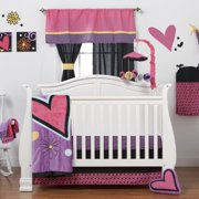 One Grace Place 10-26118 Sassy Shaylee's 3 Piece Bedding Set