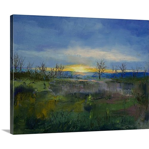 Canvas On Demand Winter Solstice by Michael Creese Painting Print on Canvas