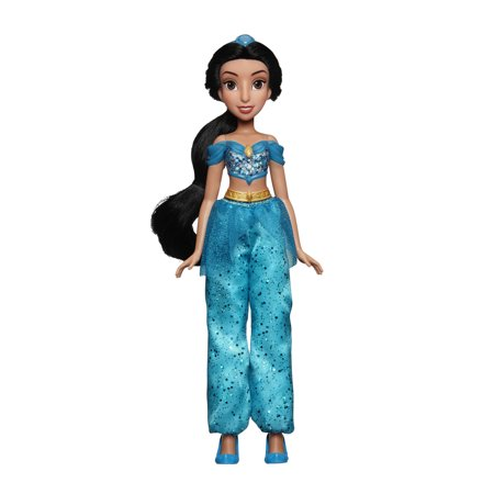 Disney Princess Royal Shimmer Jasmine, Ages 3 and up