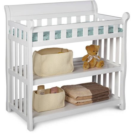 Delta Children Eclipse Changing Table with Pad