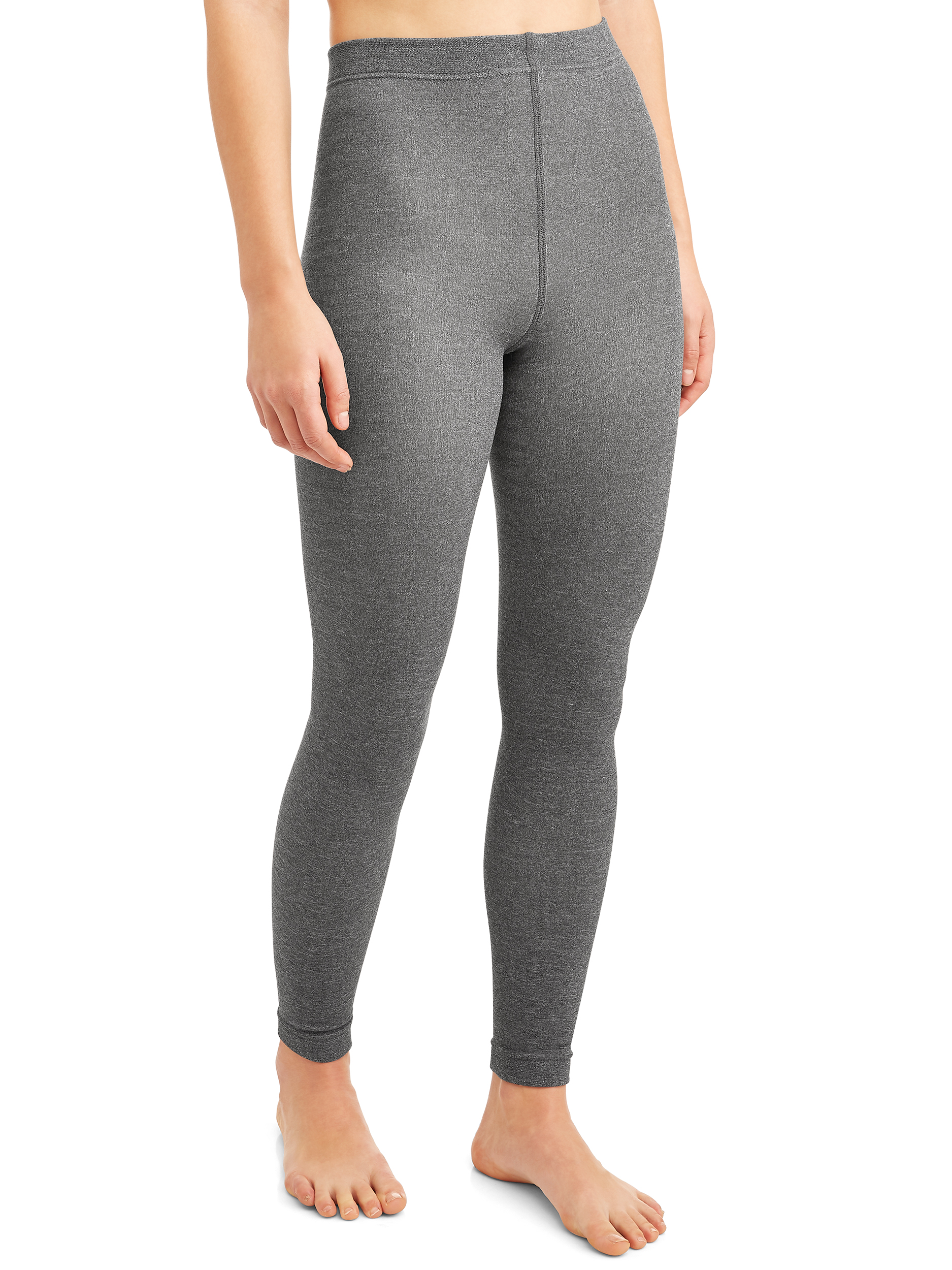 cae409e1563b5 Secret Treasures - Women's Fleece Lined Tights, 2-Pack - Walmart.com