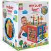 ALEX Toys ALEX Jr. My Busy Town Wooden Activity Cube