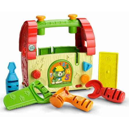 LeapFrog Scout's Build and Discover Tool Set